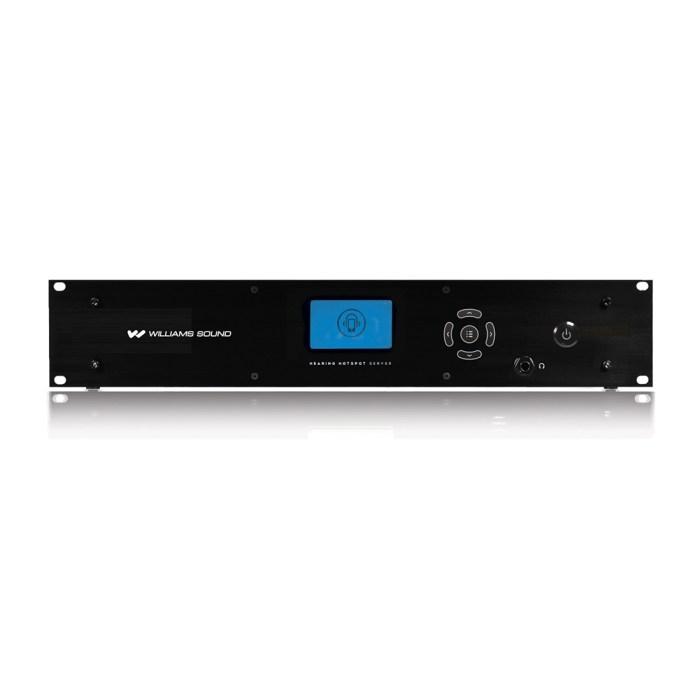 Hearing HotSpot™ Server with 32 Dante™ inputs HHS 132 D