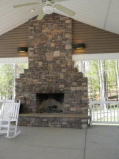 Community Fireplace