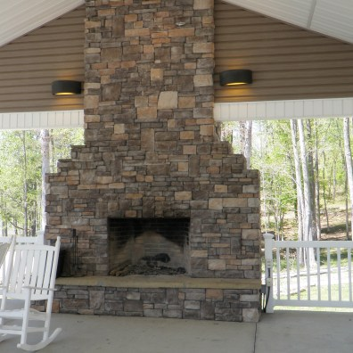 Community Fireplace