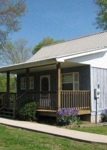 Caney Fork River Blue Wing Olive Cabin