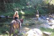 Horseback Riding at the Cangrejal River