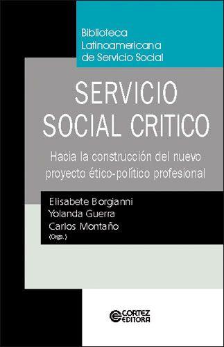 Servicio social crítico