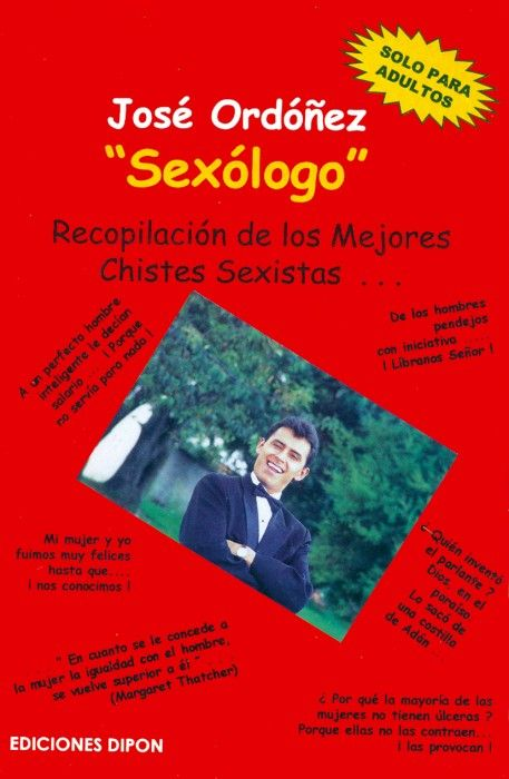 José Ordóñez Sexólogo, chistes