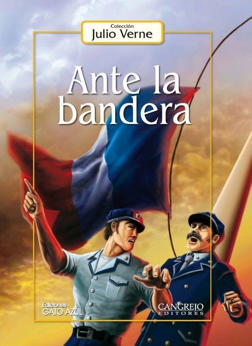 Ante la bandera