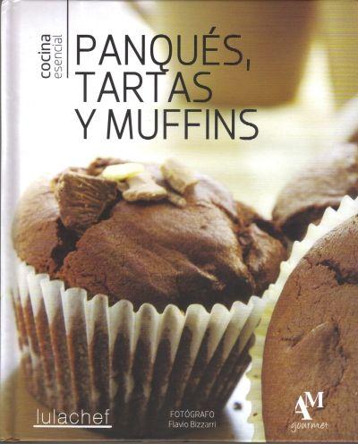 Panqués, Tartas y Muffins