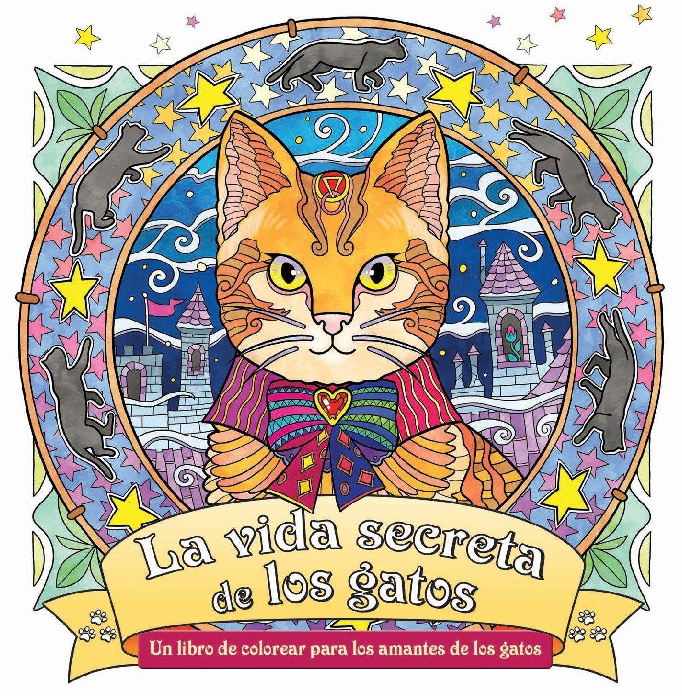 La vida secreta de los gatos - Cangrejo Editores