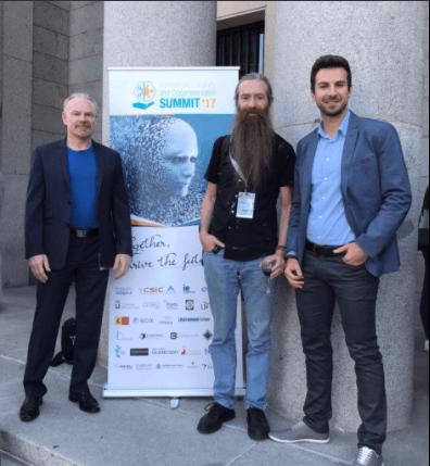 Gonzalo-Ruiz-Utrilla-Max-More-Aubrey-De-Grey-First-Longevity-Cryopreservation-Summit-2017-Madrid