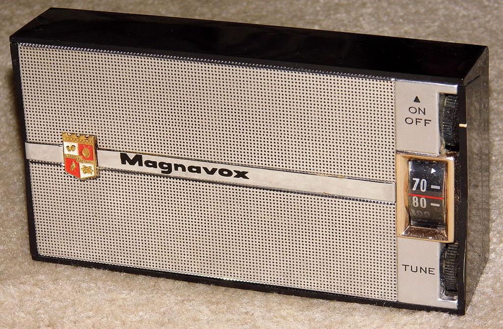 Vintage Am Radio Transistor