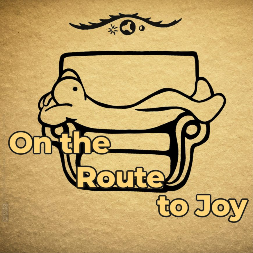 canhumanitychange on the route to joy