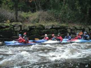 Banbridge Canoe and Kayak club pic