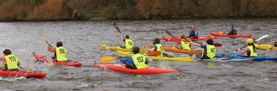 Paddle4Sport-mourne race