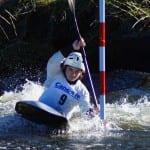 Slalom K1