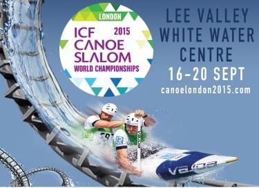 2015 ICF Canoe Slalom World Championships