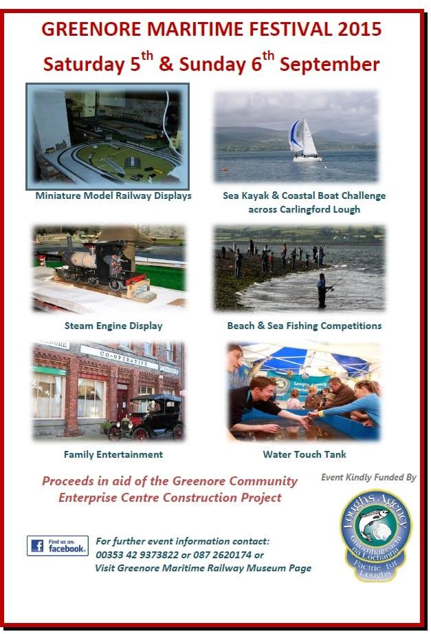 Greenore Maritime Festival