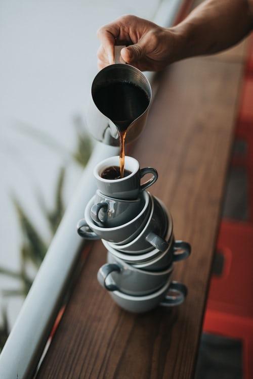 Abonnementen - never out of coffee
