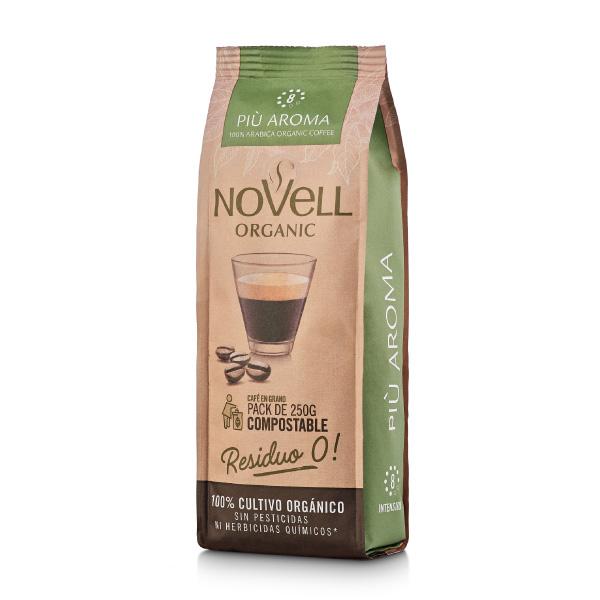 Novell Più Aroma whole Beans No Waste SKU0273