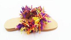 Terlik Süsleme, Sandalet Süsleme