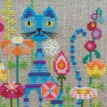 Kanaviçe Kedi (61)