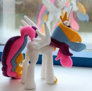 Pony Amigurumi (1)