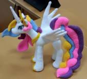 Pony Amigurumi (3)
