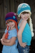 Elsa Örgü Bere Modeli Frozen Hat Crochet (21)