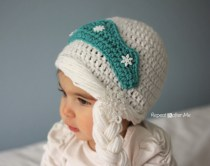 Elsa Örgü Bere Modeli Frozen Hat Crochet (3)