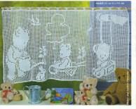 Renkli Bebek Odası Dantel Modelleri