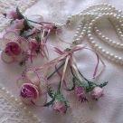 İğne Oyası Küpe Çiçeği Örnekleri (3)