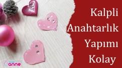 Kalpli Anahtarlık Yapımı - Kendin Yap - DIY