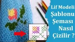 Lif Modeli Şablonu Nasıl Çizilir - Lif Modeli Şeması Nasıl Çizilir