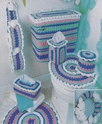 Mavi-el-işi-klozet-takımı