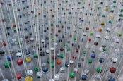 Plastik Su, Kola, Gazoz Şişesinden Neler Yapılır Geri Dönüşüm - Kendin Yap (17)