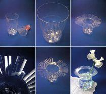 Plastik Su, Kola, Gazoz Şişesinden Neler Yapılır Geri Dönüşüm - Kendin Yap (26)