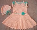 Örgü Yazlık Çocuk Kıyafetleri