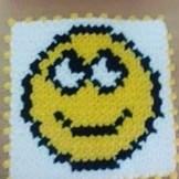 Smile (Gülen Yüz) Şekilleri Lif Modelleri ve Şablonları (3)