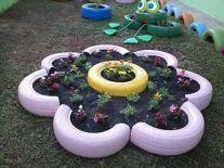 İnanılmaz Bahçe Düzenleme Fikirleri - Kendin yap (29)