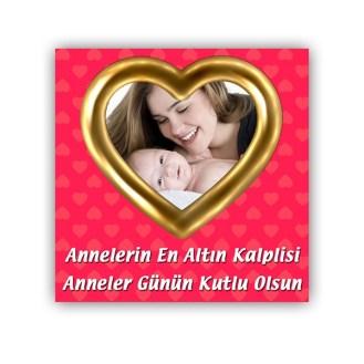 Altın Kalpli Annem Ürünleri Magnet