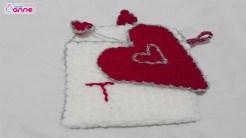 Kalpli davetiye lif modeli yapımı (2)