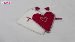 Kalpli davetiye lif modeli yapımı (3)