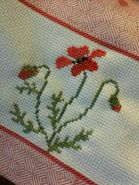 Kanaviçe, etamin süsleme şablon ve desenleri (10)