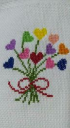 Kanaviçe, etamin süsleme şablon ve desenleri (7)