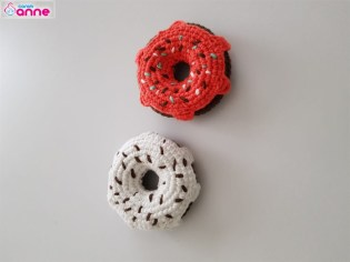 Amigurumi Donut Yapımı - Amigurumi Donut Free Patterns (1)