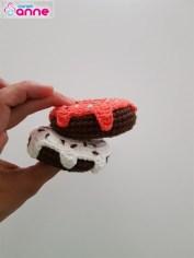 Amigurumi Donut Yapımı - Amigurumi Donut Free Patterns (2)