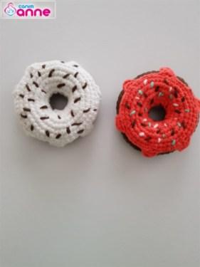 Amigurumi Donut Yapımı - Amigurumi Donut Free Patterns (3)