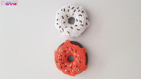 Amigurumi Donut Yapımı - Amigurumi Donut Free Patterns (5)