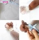Amigurumi Cupcake Bebek (5)