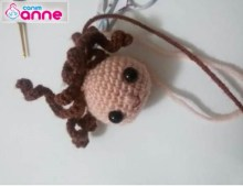 Amigurumi Cupcake Bebek (9)