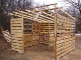 Palet İle Garaj Yapımı-3