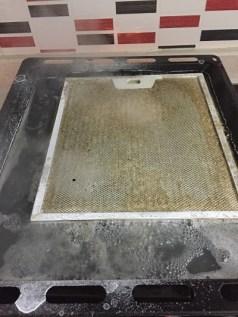 Aspiratör temizliği