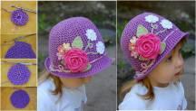 anlatımlı-yazlık-çocuk-örgü-şapka-modelleri-8